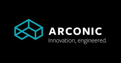 Arconic – Innovation, Engineered.