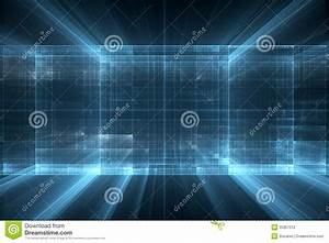 Abstract Business Science Or Technology Background Stock ...