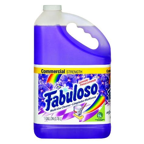 fabuloso floor cleaner fabuloso cleaner lavender scent 1 gallon lionsdeal