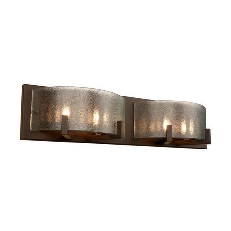 shop varaluz  light firefly industrial bronze bathroom