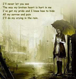 Sad Quotes Photo | I'm So Lonely...