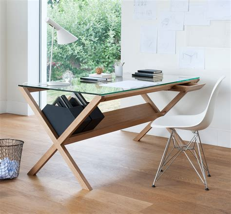 Covet Desk By Shin Azumi  Case Furniture