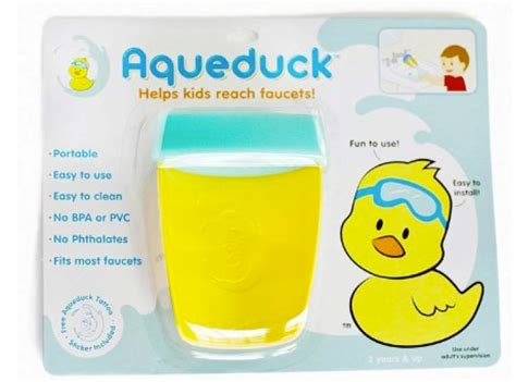 amazon highly rated aqueduck faucet extender only 9 22