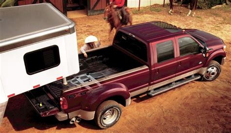ford   super duty pickup trailer life