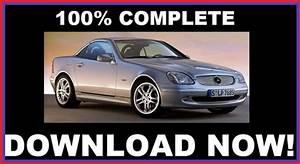Mercedes Benz Slk R170 1998 - 2004 Workshop Manual