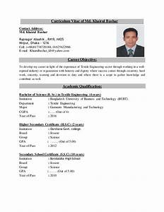 Civil Engineering Resume Format Pdf