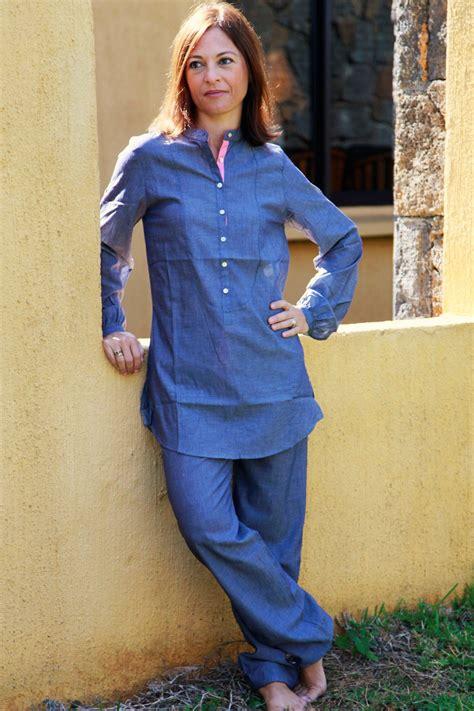 robe de chambre 14 ans fille pyjama femme bleu pao l 39 orangerie