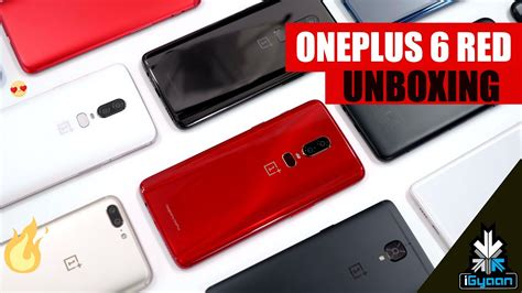 oneplus 6 unboxing on look