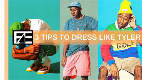 How to | Dress Like Tyler the Creator - YouTube