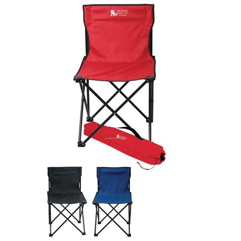 Kingpin Folding Chair With Canopy by Folding Chair W Carrying Bag Blank China Wholesale