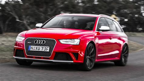 Audi Rs4 Avant Review  Track Test Caradvice