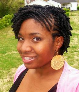 Natural Short Twist Cool Hairstyles