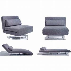 iso chairbed 360 degree swivel chair that converts into a With swivel sofa bed