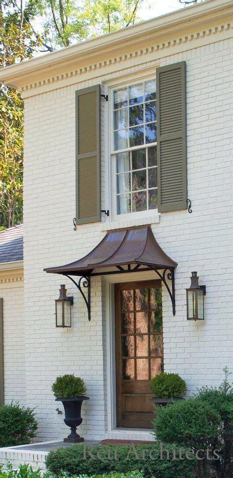 delightful aluminum awning aluminumawning metal door awning front door awning house awnings