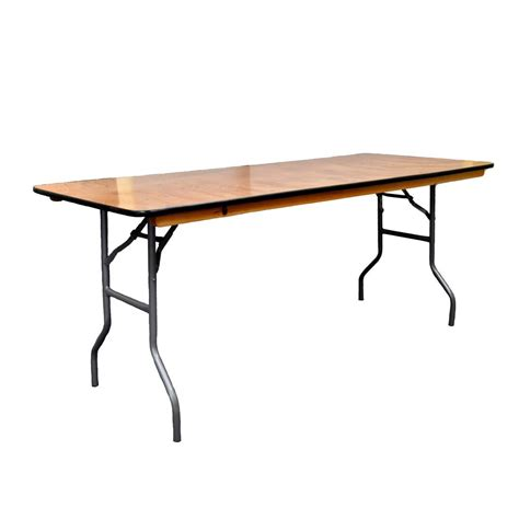 6 foot wood table wood table desk 6ft