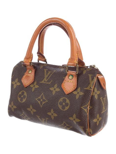 louis vuitton monogram hl mini speedy handbags