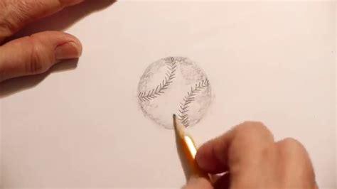 draw  baseball youtube