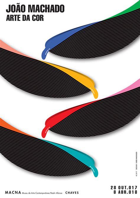 chaves cartaz da exposi 231 227 o arte da cor idealizado para o