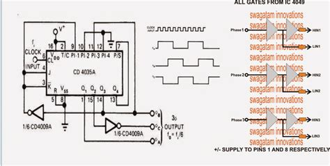 How Make Phase Vfd Circuit Homemade Projects
