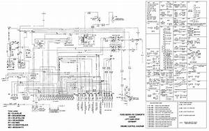 Ford Capri Mk3 Wiring Diagram
