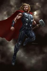 31 Breath-Taking 'Marvel's The Avengers' Concept Art ...
