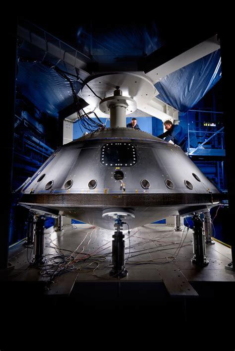 Aeroshell for Mars Science Laboratory - NASA's Mars ...