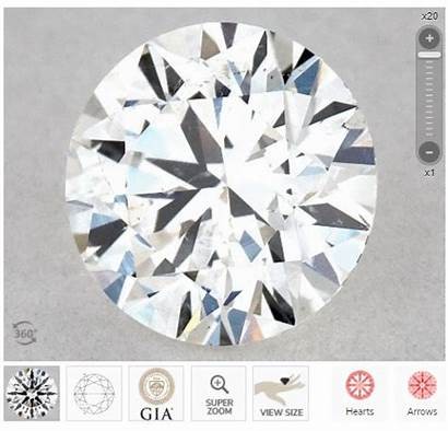 Diamonds Slightly Included Gia Certified Loose Diamond
