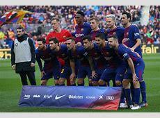 Barcelona Squad, Team, All Players 20172018 SillySeasoncom