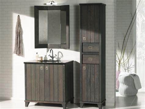 Badmöbel Holz Landhausstil