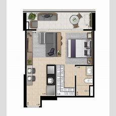 Small Apartment Layout, Apartment Layout And Small