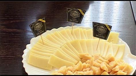 Limbažu siers, piena produkti - YouTube