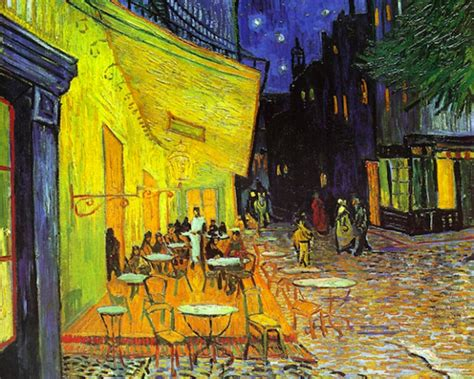 Follow In The Footsteps Of Van Gogh