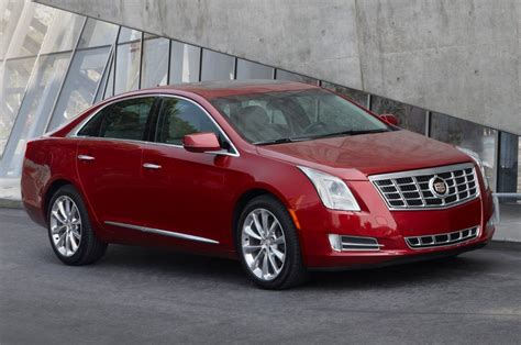 Cadillac Xts High Resolution Wallpaper
