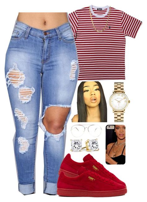 Womenu2019s Sneakers Outfits 2017 / 2018 u201cUntitled #2136u201d by basnightshine1015 liked on Polyvore ...