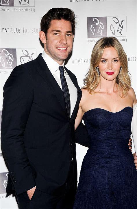 John krasinski is married to emily blunt. So Cute: Emily Blunt and John Krasinski Are Expecting a ...