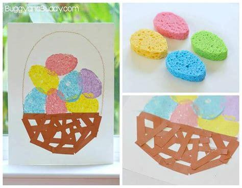 easy easter crafts  kids preschoolers toddlers