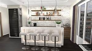 Bar D Appartement : bar appartement ~ Teatrodelosmanantiales.com Idées de Décoration