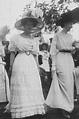 1909 Grand Duchess Maria Pavlovna in Sweden after her ...