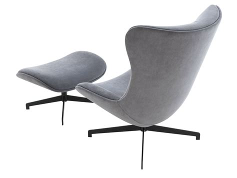 Swivel Upholstered Armchair Amy By Roset Italia Design