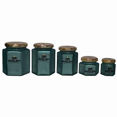 Mistletoe Brownie Chocolate Fudge Candles Range Candle