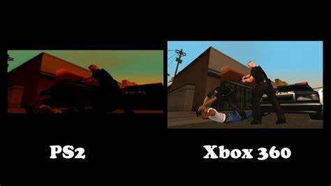 Xbox 360 Vs. Ps2 Comparison