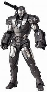 SCI-FI Revoltech Series No.031 Iron Man War Machine Iron ...
