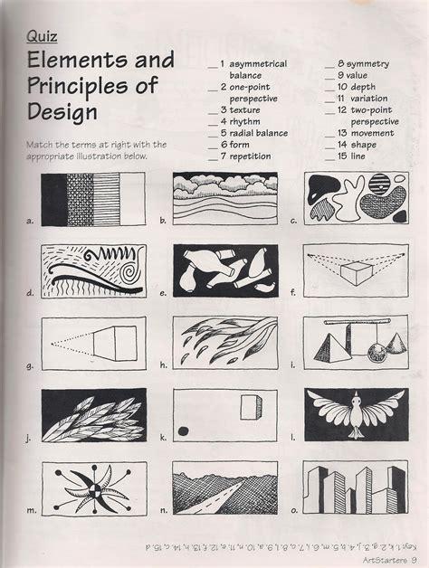 principles and elements of design no corner suns the elements and principles of free