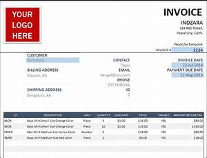 free invoice template sales invoice template for small With how to make invoices for a small business
