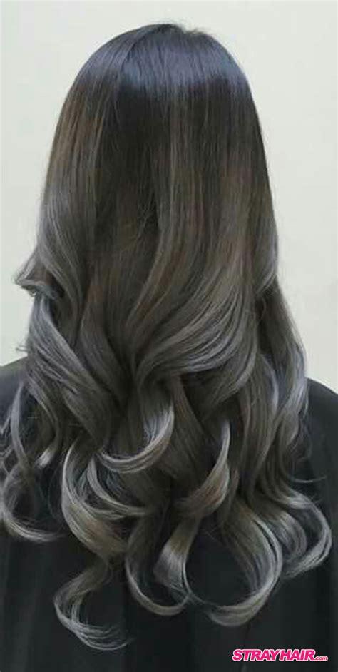 Gorgeous Gunmetal Gray Hair Strayhair