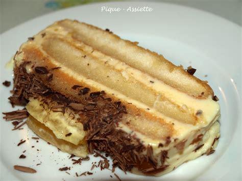 dessert minute sans cuisson gateaux desserts sans cuisson pique assiette