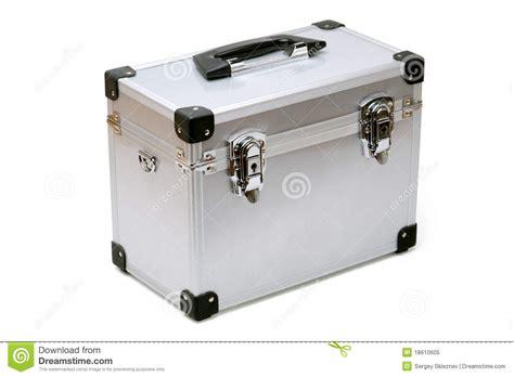 boite a outils metal bo 238 te 224 outils en m 233 tal photo libre de droits image