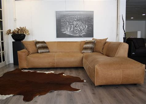 lederen lounge hoekbank hoekbank sharp l meubilex