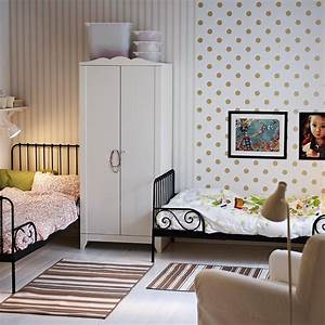 Chambre Ikea Enfant : rangement chambre d 39 enfant marie claire maison ~ Teatrodelosmanantiales.com Idées de Décoration