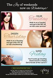 3 Exciting Weekday Offers For Hair And Skin Care From Play